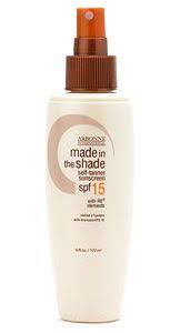 Arbonne Made in the shade
